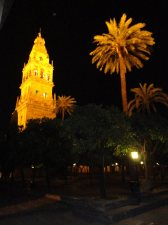 Juderia by night