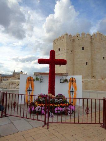 Torre Calahora cross